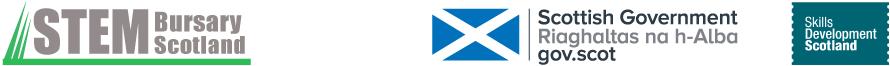 STEM Bursary Scotland